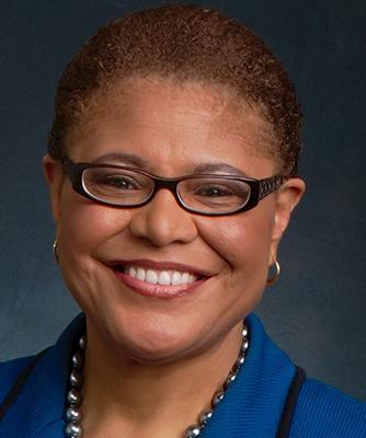 Representative Karen Bass (D-CA)